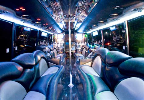 party bus prom party buses and limos in corona