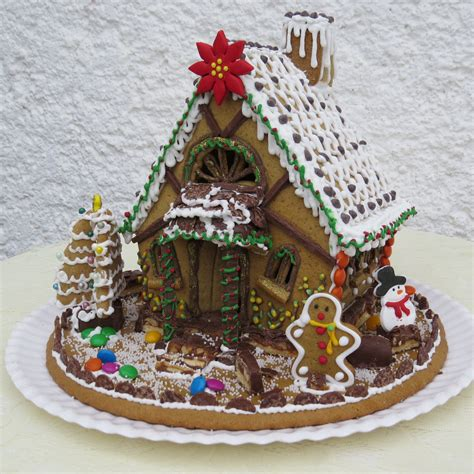 gingerbread house decorations cards