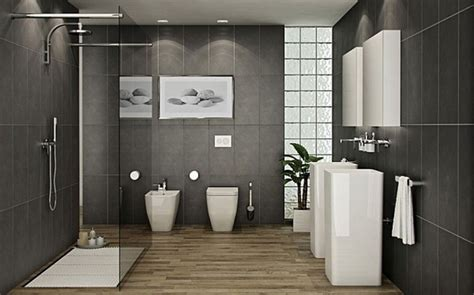 Modern Bathroom Floor Ideas by Modern Bathroom Floor Tile Ideas 982j9oer ανακαινιση