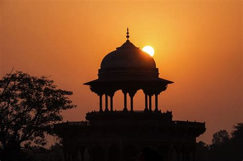 silhouettes sunset mosque  photo  pixabay