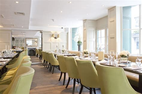 Chiswell Street Dining Rooms At The Montcalm At The