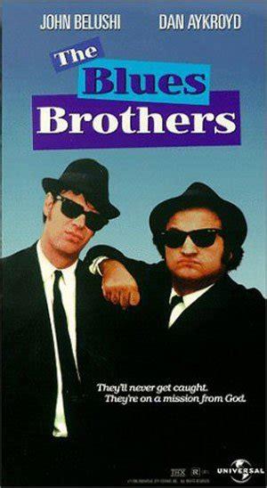 The <b>Blues</b> <b>Brothers</b>...