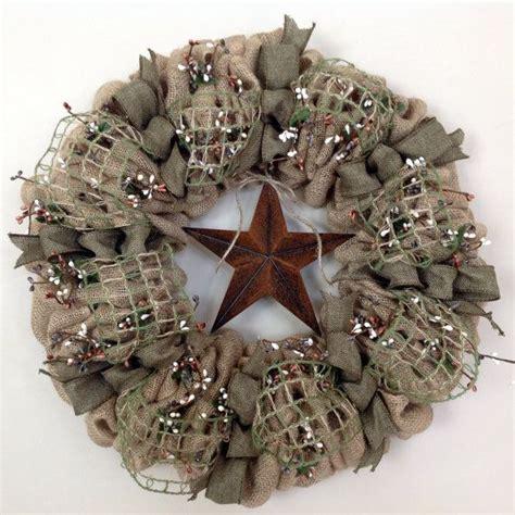 ideas  primitive wreath  pinterest wreaths