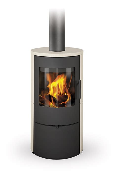 Ceramic Fireplace by Romotop Fireplace Stove Evora 01 Ceramic Romotop