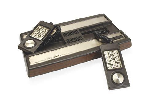 mattel console intellivision entertainment announces new console