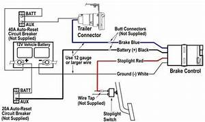 Tekonsha Voyager Electric Brake Wiring Diagram