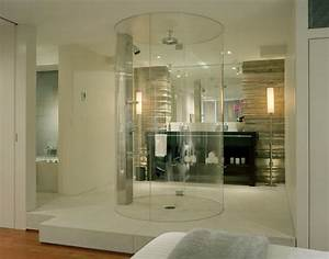 25 cool shower designs that will leave you craving for more With bathroom in middle of house