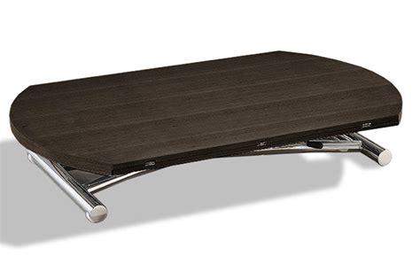 Table Basse Ronde Relevable Et Extensible Planet W