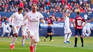 Osasuna vs. Real Madrid - Football Match Summary ...