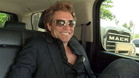 Jon Bon Jovi The Hair Shorter Career Goes