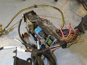 2007 Mazda Mazdaspeed 3 Engine Bay Wiring Harness Minor