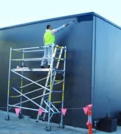 Mobile Scaffold Aluminum Painter