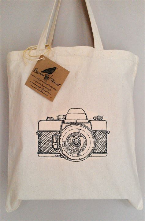 vintage tote bag personalized add your own text