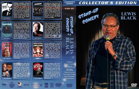 Lewis Black Stand Up Comedy