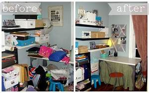 Before, U0026, After, Of, Organized, Spaces