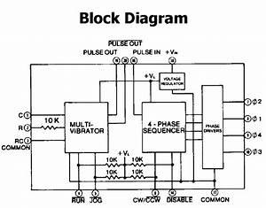 220001 Stepper Motor Controller Drawings