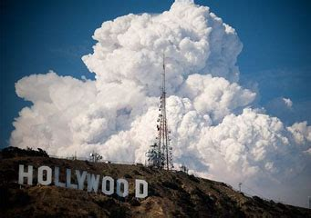 Pyrocumulus Clouds - Types of Clouds - Names of Clouds