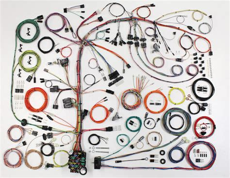 Wiring Harnes For 1969 Jeep Cj5 by 76 86 Jeep Cj Classic Update Kit American Autowire