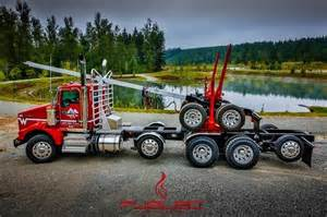 Kenworth Log Truck