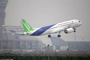 First Chinese passenger plane C919 takes maiden flight ...