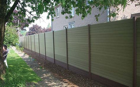 composite fence boards mm tall   foot kents