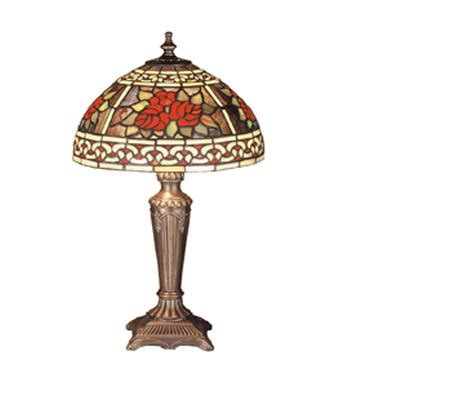 tiffany inspired ls qvc tiffany style 16 1 2 quot roses scroll dome minil page