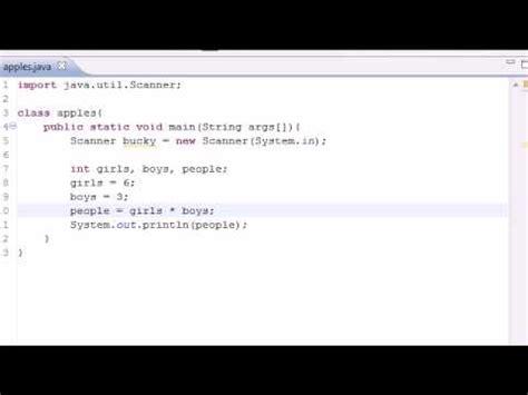 Mathceil Java Not Working by Java Programming Tutorial 8 Math Operators
