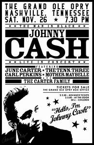 Johnny Cash Poster : css3 in your font face ~ Buech-reservation.com Haus und Dekorationen
