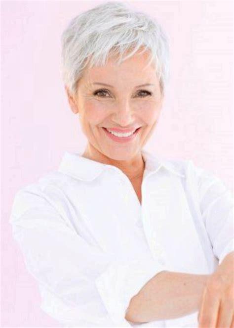 short hairstyles  older women   hairstyles