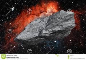 Big Asteroid Stock Illustration - Image: 39298774