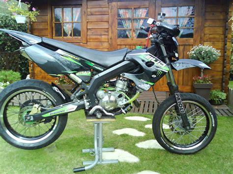 kit deco energy derbi trd racing les motos de nos clients