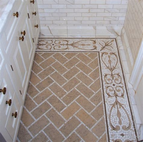 alexander  mosaic border  puccini field marble