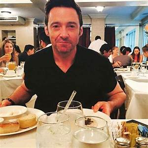 How Hugh Jackman Is Enjoying Giving Up The Wolverine Diet  U0026 Exercise