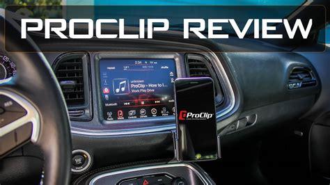 proclip review dodge challenger  samsung  edge