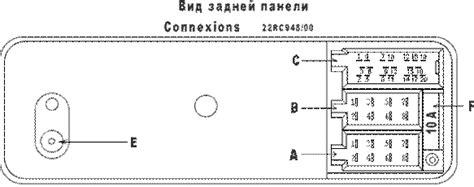 philips car radio stereo audio wiring diagram autoradio