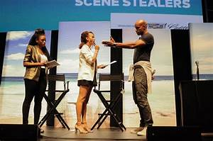 Tiffany Black, Nicole Ari Parker and Boris Kodjoe bring a ...