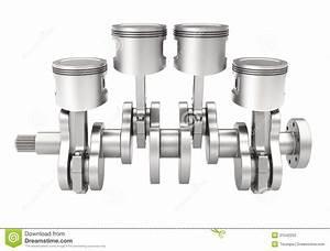 Car Engine Stock Illustration  Image Of Motor  Reflection