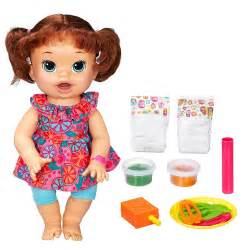 Baby Doll Beds Walmart by Baby Alive Super Snacks Snackin Sara Brunette Hair
