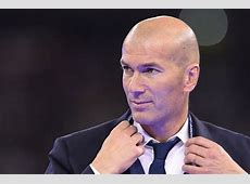 Zinedine Zidane says he has not asked Real Madrid to