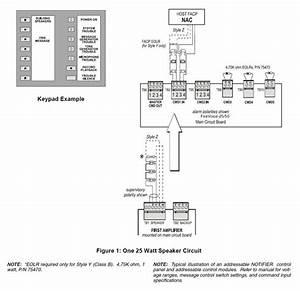 Notifier Firevoice 50 Voice Evacuation Control Panel