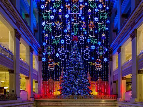 winter holiday highlights  philadelphia visit