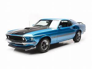 1969 Ford Mustang Mach 1 for Sale   ClassicCars.com   CC-972755