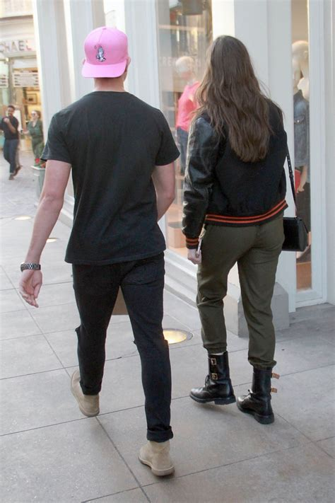 Hailee Steinfeld - Shopping at The Grove in West Hollywood ...