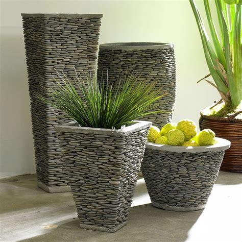 vasi per esterni design 40 vasi da giardino e da esterno moderni ed originali