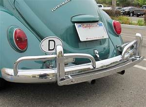 1965 Vw Beetle Convertible  Vw Bumpers