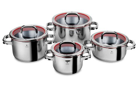 Wmf Function 4 Wmf Function 4 Stainless Steel Cookware Set 8 Cutlery And More
