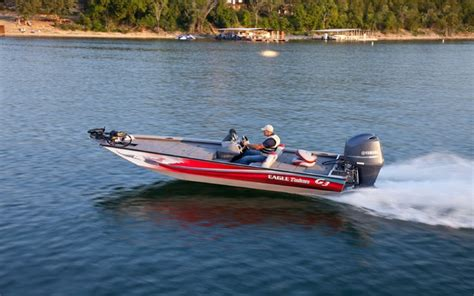 Bass Boat Talons by 2014 G3 Eagle Talon 19 Dlx Tests News Photos