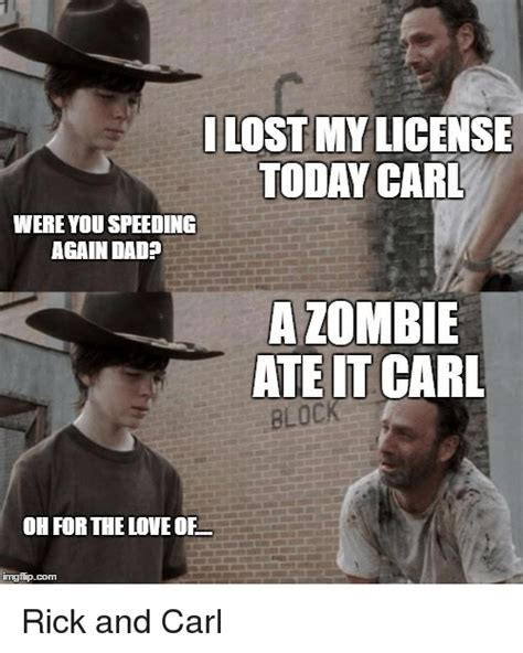 Rick And Carl Meme 25 Best Memes About Rick And Carl Rick And Carl Memes