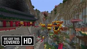 Minecraft Chinese Mythology Mash Up Pack Trailer HD