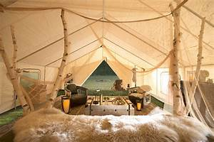 Here's a Sneak Peek of Maine's New Glamping Experience